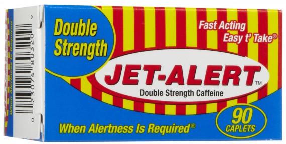 Caffeine (Jet Alert)