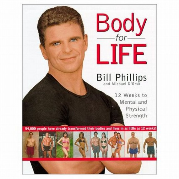 Bill Phillips' Body for Life Physique Transformation Challenge