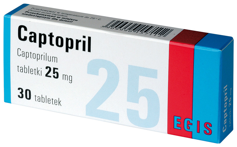 Captopril, Alpha-2 Receptors and Fat Loss