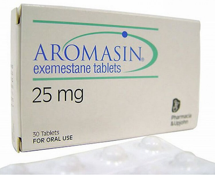 Aromasin (Exemestane) and anabolic steroids