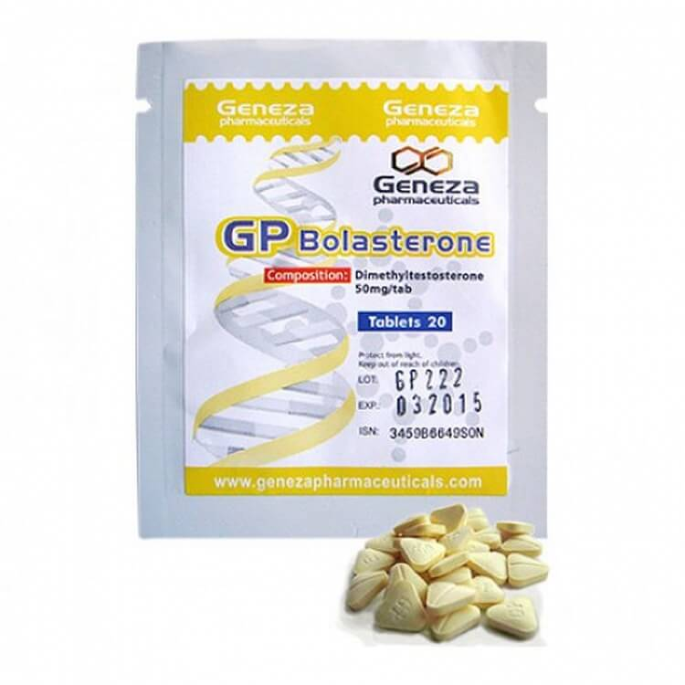 Bolasterone (Myagen)