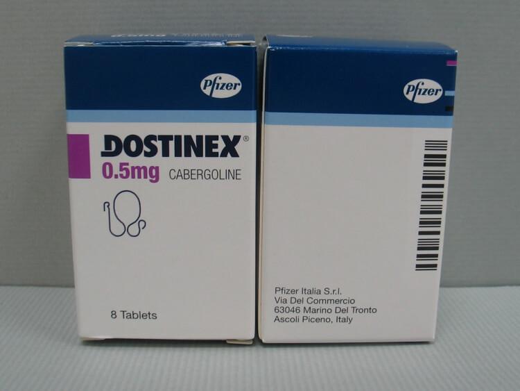 Dostinex (Cabergoline) profile