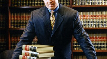 Rick Collins, attorney at Collins, McDonald & Gann specializing in steroid law and dietary supplement law