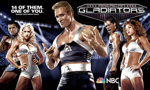 American Gladiators and steroids