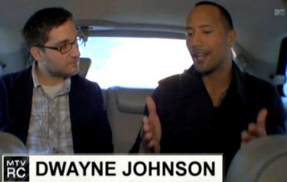 "Dwayne ""The Rock"" Johnson admits using anabolic steroids on MTV"