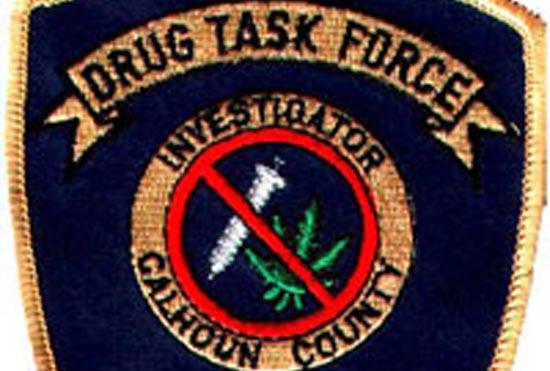 steroid drug bust