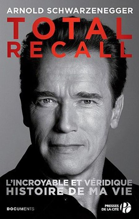 Total Recall - Arnold Schwarzenegger and Anabolic Steroids