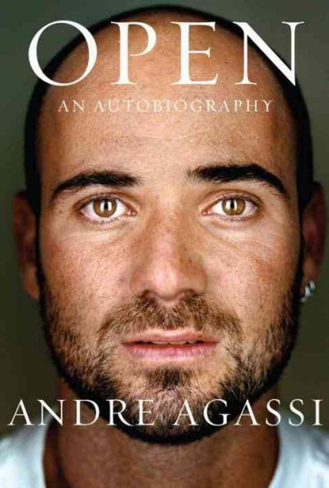 Andre Agassi lied about his use of crystal meth as a tennis player but he is still angry that Lance Armstrong lied about using steroids and EPO.