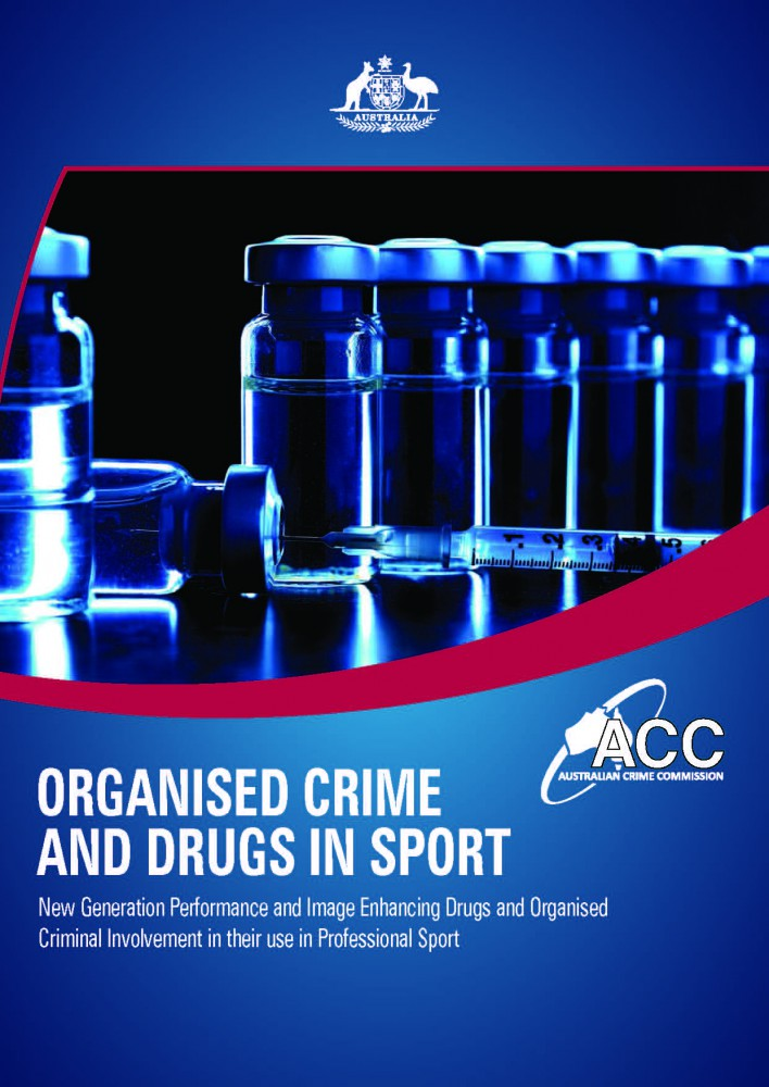 Australian Crime Commission claims the use of peptides by professional athletes is widespread in Australian sports such as rugby and Australian football