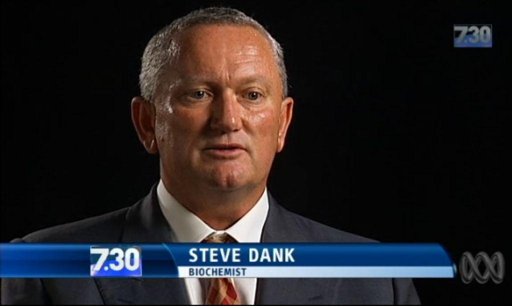 """Biochemist Steve Dank aka """"The Peptide King"""" target in peptide witch-hunt in Australia"""