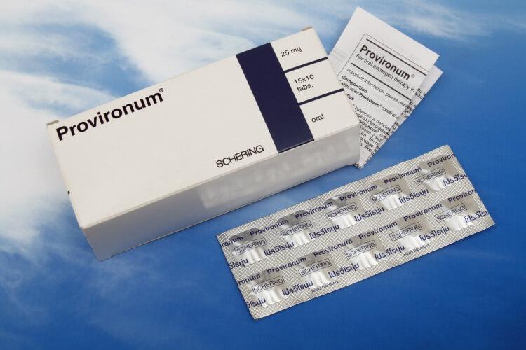proviron on cycle dose