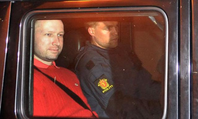 Anders Behring Breivik Used Anabolic Steroids