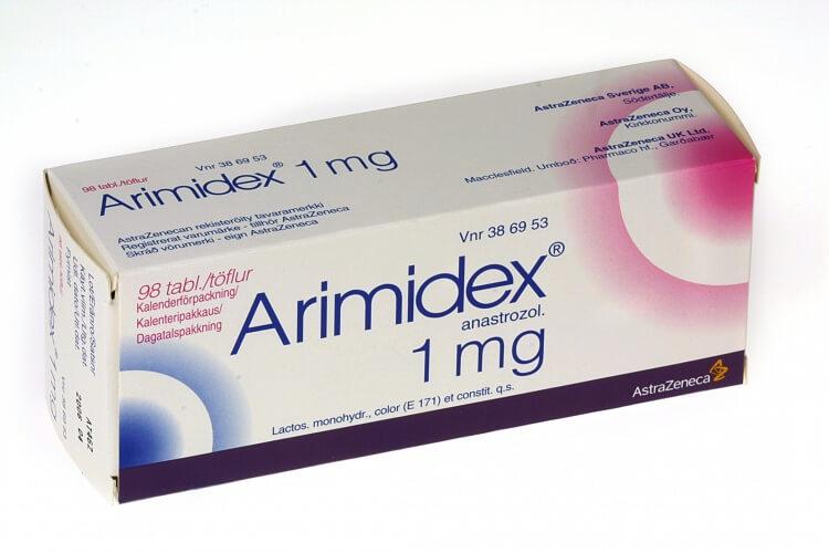 Arimidex - Anastrozole