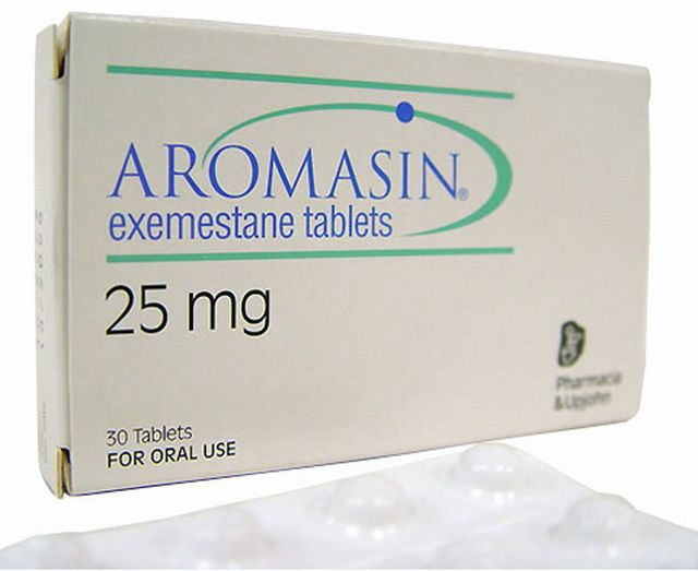 Aromasin - Exemestane