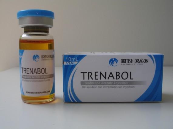 Trenbolone Acetate - British Dragon Trenabol