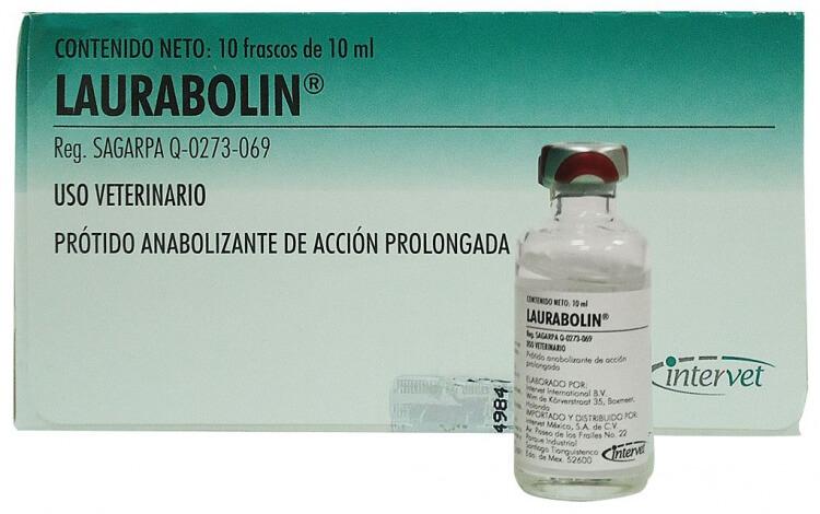 Laurabolin - Nandrolone Laureate