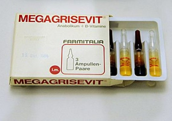Megagrisevit Mono - Clostebol Acetate
